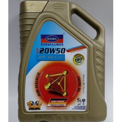 DANA SEMI SYNTHETIC 20W50 ENGINE OIL GALLON