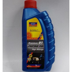 DANA PREMIUM 2T HIGH MILEAGE ENGINE OIL QUART