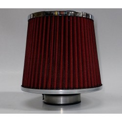HIGH PERFORMANCE CONE AIR FILTER 60 MM