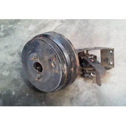 BRAKE BOOSTER WITH PEDAL E25 NISSAN