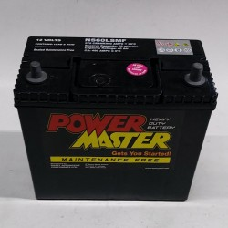 POWER MASTER NS60SL MF BATTERY