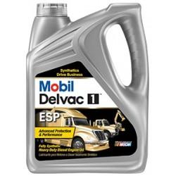 MOBIL 5W-40 HD DELVAC DIESEL ENGINE OIL GALLON