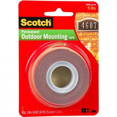 3M SCOTCH TWO WAY ADHESIVE TAPE