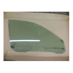 A4 B5 RIGHT FRONT DOOR GLASS USED OEM