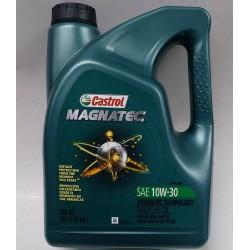 CASTROL 10W-30 MAGNATEC ENGINE OIL GALLON