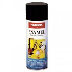 HARRIS ENAMEL FLAT BLACK