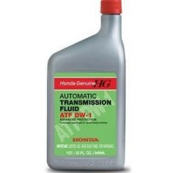 HONDA ATF DW-1 TRANSMISSION FLUID