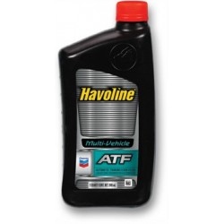 HAVOLINE ATF +4 TRANSMISSION FLUID QT