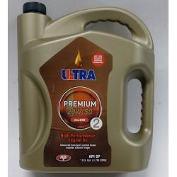 NP ULTRA PREMIUM 20W50 (2) HIGH PERFORMANCE GAS ENGINE OIL GALLON