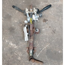 STEERING COLUMN WITH KEY CYLINDER PEUGEOT 307