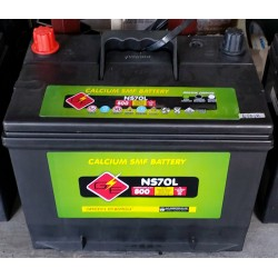 NS70L BATTERY GREEN ENERGY