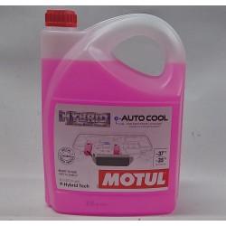MOTUL HYBRID E-AUTO COOL ANTIFREEZE COOLANT 5L GALLON