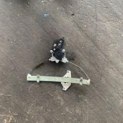 DOOR REGULATOR & MOTOR LH FRONT HYUNDAI ACCENT 99-05 Y2K