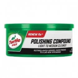 TURTLE WAX RX POLISHING COMPUND 10.5 OZ