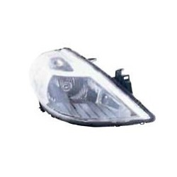 TIIDA HEADLAMP CLEAR RH