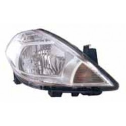 TIIDA HEADLAMP 2007 LH