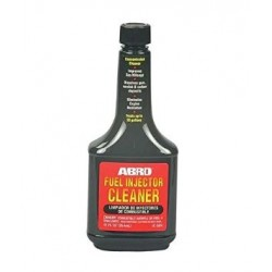 ABRO FUEL INJECTOR CLEANER 12 OZ.