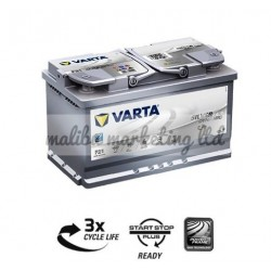 VARTA AGM BATTERY LN4 DIN80