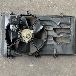 RADIATOR FAN ASSEMBLY WITH RELAY MITSUBISHI LANCER CS