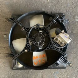 RADIATOR FAN ASSEMBLY WITH RELAY MITSUBISHI GALANT VRG