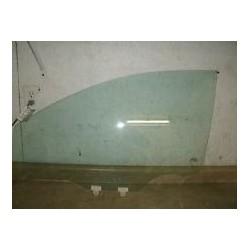 TIIDA FRONT DOOR GLASS LH USED