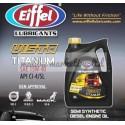 EIFFEL 15W-40 VISTA ULTIMATE ENGINE OIL GALLON 5L