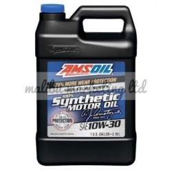 AMZOIL10W-30 SIGNATURE SERIES SYNTHETIC 3.78L GALLON