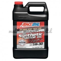 AMZOIL5W-30 SIGNATURE SERIES SYNTHETIC 3.78L GALLON