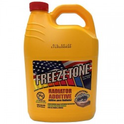 FREEZETONE ENGINE RADIATOR COOLANT FOUR IN 1 PROTECTION GALLON