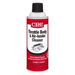 CRC THROTTLE BODY & AIR INTAKE CLEANER