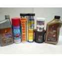 GREASES & GEAR OIL